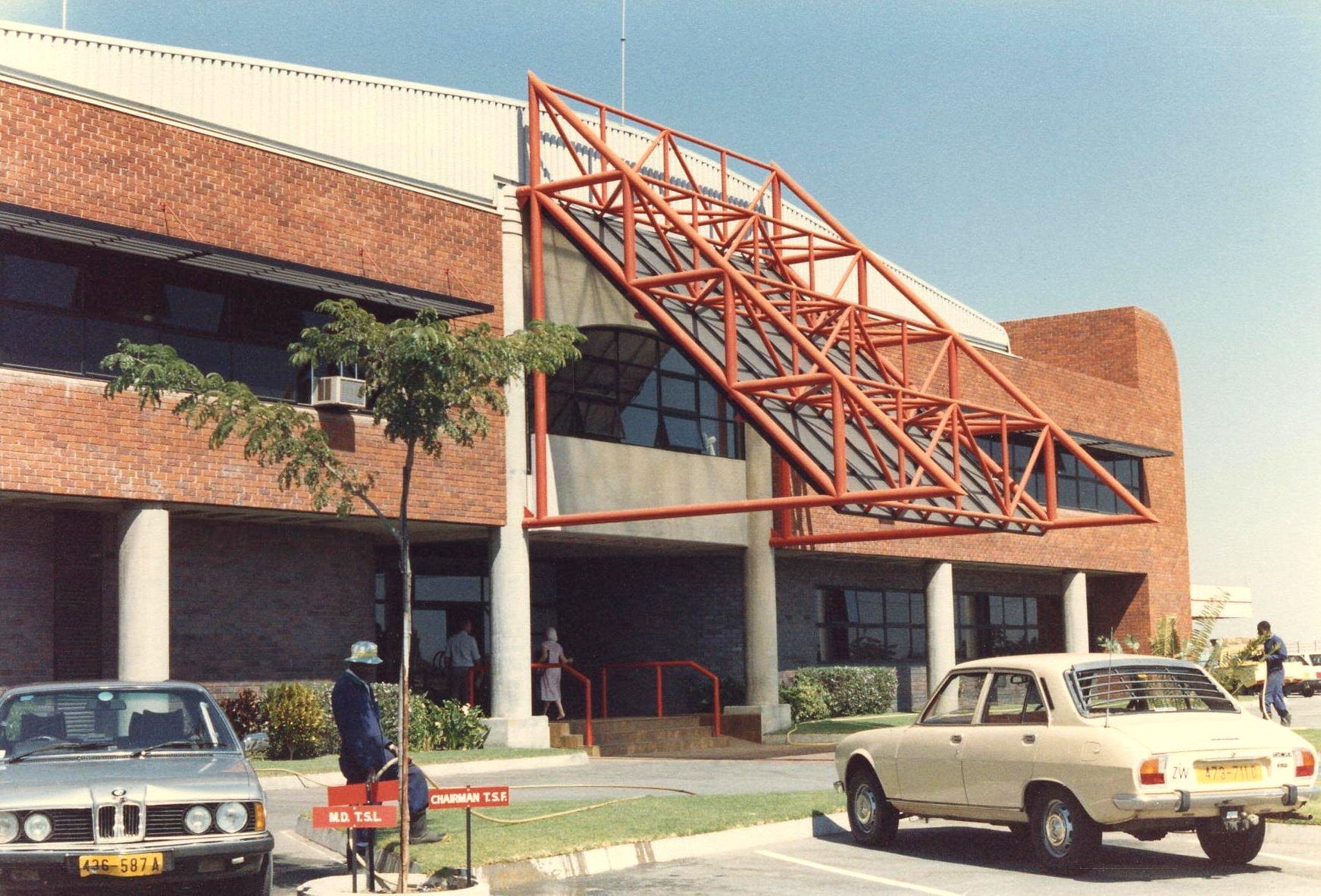 Nuova filiale nello Zimbawe