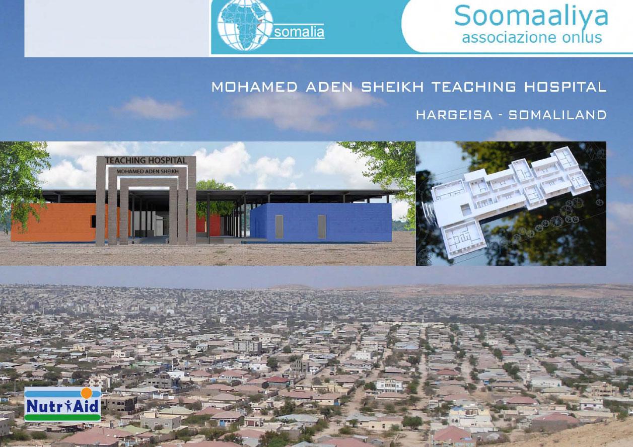 Perin partner nella realizzazione di un ospedale in Somalia