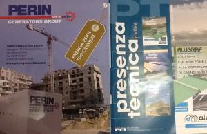 Perin Generators sulla rivista Presenza tecnica in edilizia