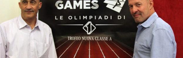 Celebrity games 2012: le olimpiadi di Italia 1 per la Somalia