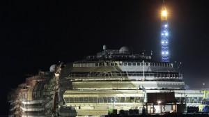 Energia PERINGENERATORS per la rotazione della Costa Concordia, articolo su La tribuna di Treviso