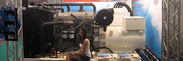 PERINGENERATORS presenta il nuovo generatore con motore Perkins