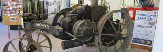 PERINGENERATORS: l'arrivo del trattore Mogul al Museo del Piave