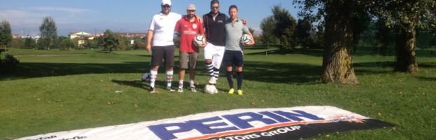 Peringenerator è presente al campionato di FootGolf