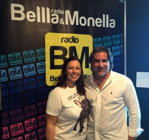 Intervista a Davide Perin su Radio Bellla e Monella