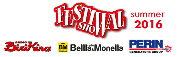 PERINGENERATORS: sponsor del Festival Show 2016!