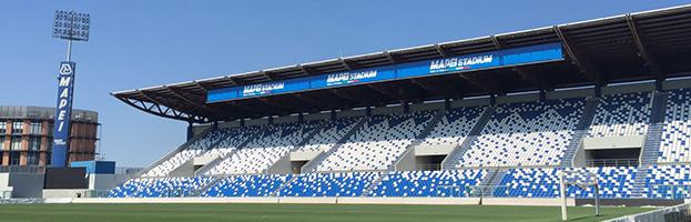 L'impero MAPEI sceglie PERINGENERATORS per il proprio stadio (MAPEI STADIO)