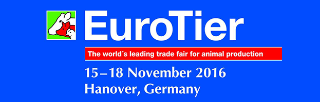 15-18 November 2016: PERINGENERATORS exhibits at EUROTIER (Hannover, Germany)