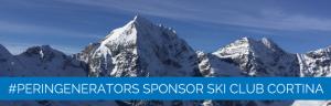 PERINGENERATORS: sponsor dello Sci Club Cortina