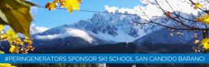 PERINGENERATORS: sponsor della Scuola di Sci San Candido Baranci