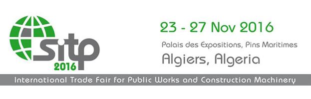 23-27 Novembre: PERINGENERATORS parteciperà alla fiera SITP (Algeri, Algeria)
