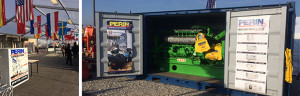 LIVE: PERINGENERATORS at the International Agricultural Exhibition (Santa Lucia di Piave, Italy)