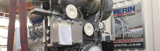 PERINGENERATORS: Nuovo MTU gas generator pronto per la consegna