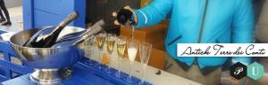 PERINGENERATORS at Pitti Uomo with its winery Antiche Terre dei Conti