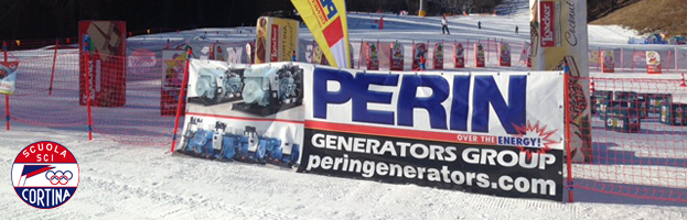 PERINGENERATORS and Cortina Ski School for the PERIN Trophy