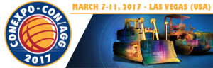 7-11 March: PERINGENERATORS at CONEXPO – CON/AGG 2017 (Las Vegas, USA)