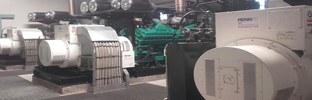 PERINGENERATORS: nuovo impianto 8 mw con motori Cummins