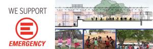 PERINGENERATORS sostiene EMERGENCY e Renzo Piano per la creazione del nuovo Ospedale Pediatrico in Uganda