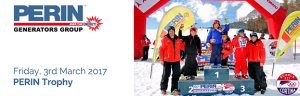 PERIN Thropy: an unforgettable ski race!