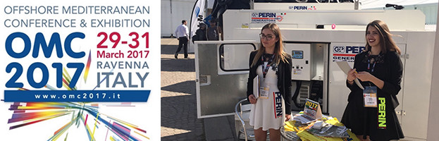 LIVE: PERINGENERATORS at OMC 2017 (Ravenna, Italy)
