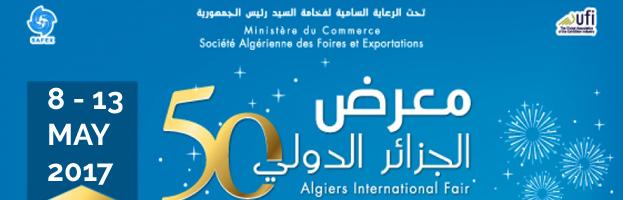8 – 13 maggio 2017: PERINGENERATORS parteciperà alla fiera FIA (Algeri, ALGERIA)