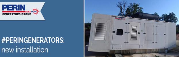 PERINGENERATORS: installation of a new current generator