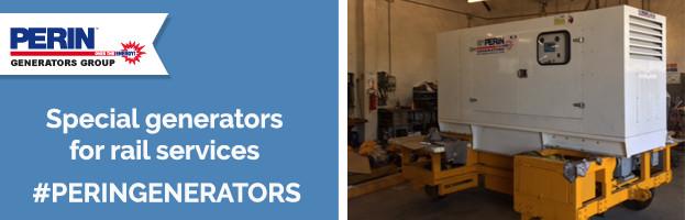 PERINGENERATORS: special generators for railway sector