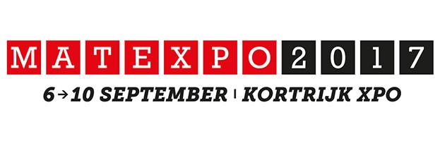 6-10 settembre: PERINGENERATORS alla fiera MATEXPO 2017 (Kortrjk, Belgio)