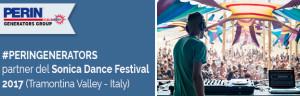 PERINGENERATORS partner ufficiale del Sonica Dance Festival 2017 (Tramonti di Sotto – Pordenone)