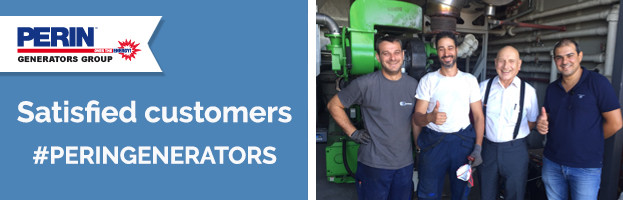 PERINGENERATORS: customer satisfaction is our energy!