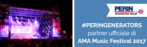 AMA Music Festival: un gran successo grazie all'energia di PERINGENERATORS!