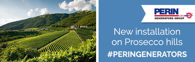 PERINGENERATORS: new installation on Prosecco hills