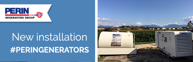 PERINGENERATORS: new installation
