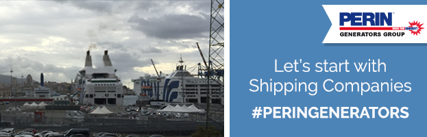 PERINGENERATORS: let's start with shipping companies