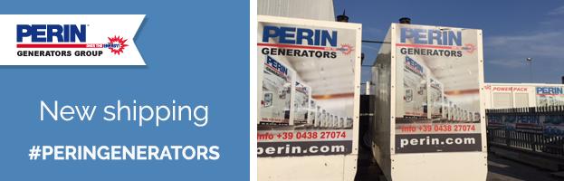 PERINGENERATORS: new shipping
