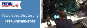 PERINGENERATORS backstage: generatori di corrente testati da un Volvo Specialist