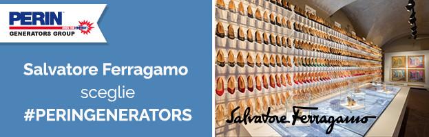 La casa di moda Salvatore Ferragamo sceglie PERINGENERATORS