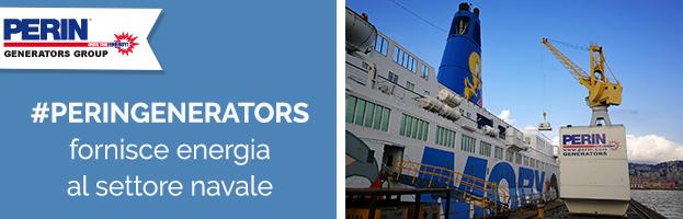 Settore navale:  importanti collaborazioni con grandi compagnie di navigazione