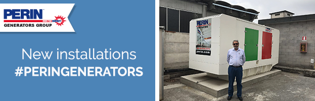 PERINGENERATORS: new installations