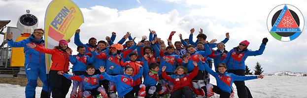 PERINGENERATORS sponsor of Ski Club Ladinia Alta Badia (Bolzano – Italy)