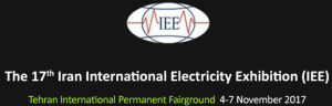 4-7 November: PERINGENERATORS will participate at International Electricity Exhibition (Teheran, Iran)