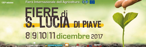 8-11 December: PERINGENERATORS at International Agricultural Exhibition (Santa Lucia di Piave, Italy)
