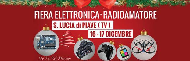 PERINGENERATORS at Electronic Fair 2017 (Santa Lucia di Piave Fair – Italy)