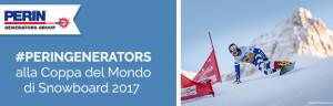 Snowboard World Cup 2017 a Cortina d'Ampezzo: un grande successo!