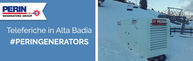 PERINGENERATORS: teleferiche in Alta Badia