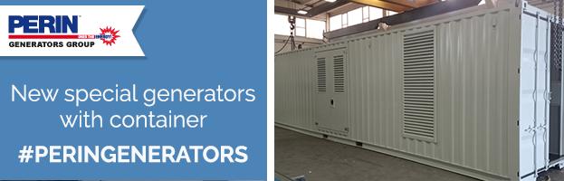 PERINGENERATORS: new special generators with container