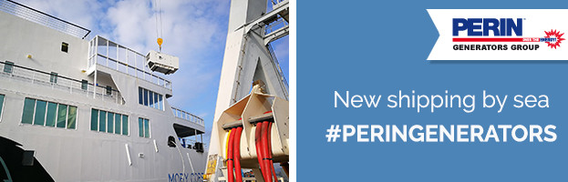 PERINGENERATORS: new shipping by sea