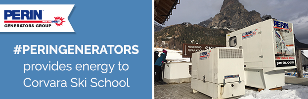 PERINGENERATORS provides energy to Ski and Snowboard School Corvara – Ladina (Alta Badia – Italy)