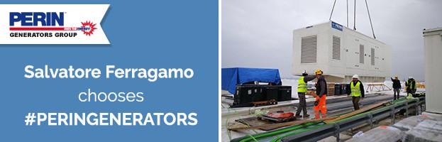SALVATORE FERRAGAMO chooses PERINGENERATORS: VIDEO & photos!