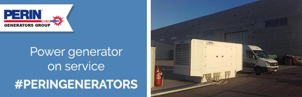 PERINGENERATORS: power generator on service